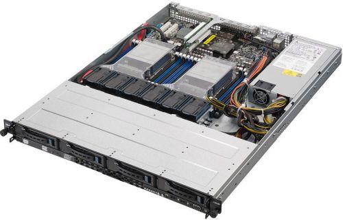 ASUS Серверная платформа 1U ASUS RS500-E8-PS4 V2