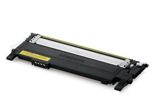 Картридж Samsung CLT-Y406S SU464A для CLP- 360/365/365W/CLX-3300/CLX-3305 жёлтый (1 000 страниц)