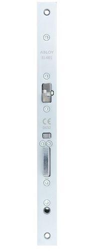 Замок Abloy EL461 (45/24) эл-мех соленоидный, для профильных дверей, режимы НО/НЗ, 12-24VDC, 0,4Amax