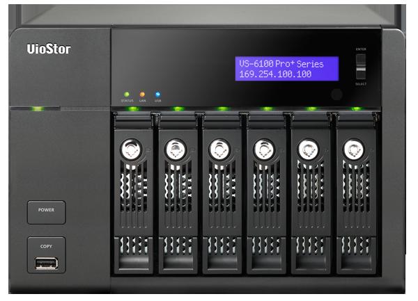 QNAP VS-6120 Pro+