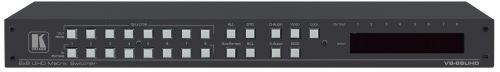 Коммутатор матричный Kramer VS-88UHD 20-08800130 8х8 HDMI, поддержка 4K60 4:2:0