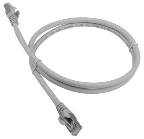 Кабель патч-корд Lanmaster LAN-PC45/S6A-1.5-WH RJ45 - RJ45, 4 пары, FTP, категория 6A, 1.5 м, белый, LSZH
