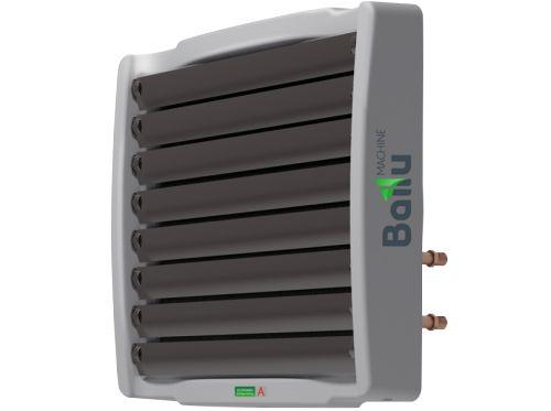 Тепловентилятор Ballu BHP-W2-70-S водяной, 310Вт, 5700м³/час, IP54