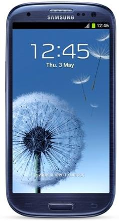 Samsung I9300 Galaxy S III 16Gb Blue