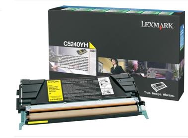 Lexmark C5240YH