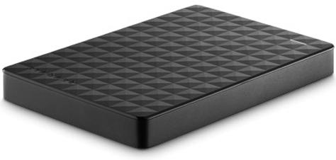 Внешний жесткий диск 2.5'' Seagate STEA1000400 1TB Expansion USB 3.0 черный
