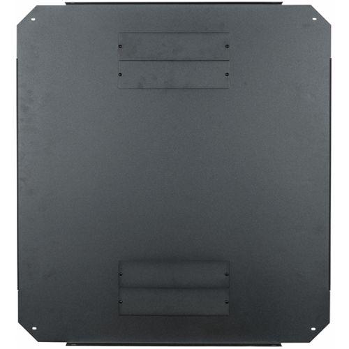 Фото - Панель Lanmaster LAN-DC-CB-6x12-FLRP в пол шкафа LANMASTER DCS 600x1200 мм комплект боковых панелей lanmaster lan dc cb 42ux10 sp с замками для шкафа 42u глубиной 1070 мм