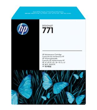 Картридж HP CH644A № 771 для обслуживания Designjet Z6200 Printer series
