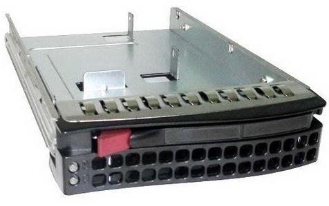 Фото - Салазки Supermicro MCP-220-00043-0N 2.5 HDD in 4th generation 3.5 hot swap tray (салазки формата 3.5 для установки дисков 2.5) салазки kingston для 3 5 отсека для hdd 2 5 sna br2 35