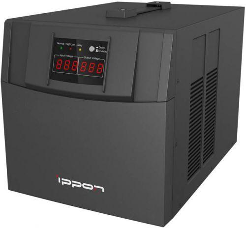 Стабилизатор Ippon AVR-3000 361015 3000VA/3000W, 4*EURO