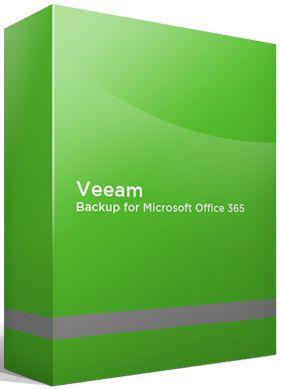 Подписка (электронно) Veeam Backup for Microsoft Office 365 5 Year Subs. Upfront Billing Lic. Pro Sup (24/7).