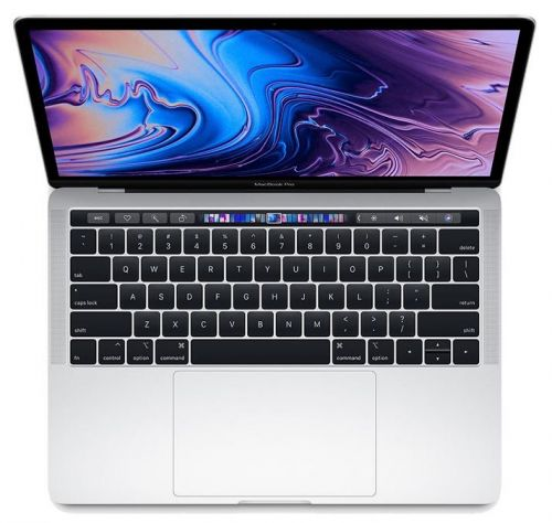 Apple Ноутбук 15.4'' Apple MacBook Pro 15 2018 Touch Bar MR972RU/A i7 2.6GHz/16GB/512Gb/Radeon Pro 560X 4GB, Silver