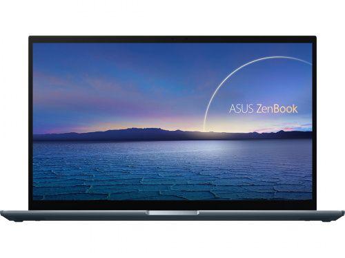 Фото - Ноутбук ASUS Zenbook 15 UX535LI-BN139T 90NB0RW2-M03270 i5-10300H/8GB/512GB SSD/GTX 1650Ti 4GB/15.6 FHD IPS AG/WiFi/BT/HD IR/Win10Home/pine grey ноутбук dell g3 3500 g315 8502 i5 10300h 8gb 256gb ssd 15 6 fhd nv gtx 1650 4gb linux black