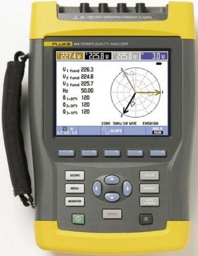 Мультиметр Fluke FLUKE-434-II 4116638 анализатор