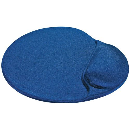 Фото - Коврик для мыши Defender Easy Work 50916 синий, гелевый, 260х225х5мм коврик для мыши defender thor gp 700 50070
