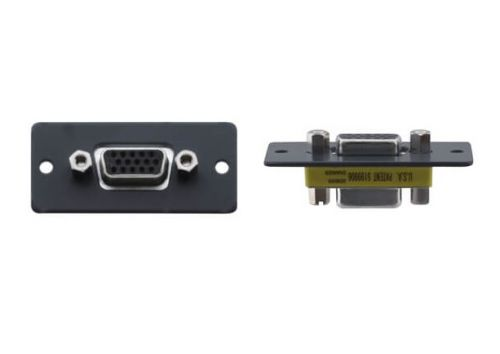Переходник Kramer WX-2F (G) 85-01105099 розетка VGA > розетка VGA