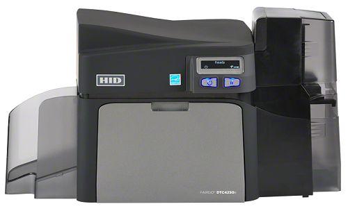 Принтер для печати пластиковых карт Fargo DTC4250e DS+MAG Fargo 52110 300 dpi, Duplex HID