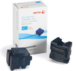 Чернила твердые Xerox 108R00936 для ColorQube 8570 4 400 стр голубые