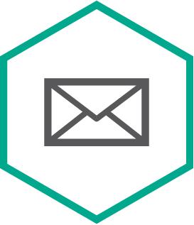 Kaspersky Anti-Spam для Linux. 150-249 MailBox 1 year Renewal