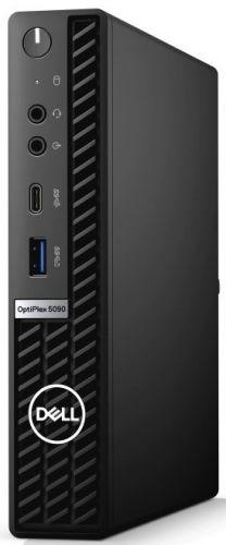 Фото - Компьютер Dell Optiplex 5090 Micro i7-10700T/8GB/256GB SSD/UHD Graphics 630/TPM/RS-232/Win10Pro компьютер dell precision 3440 sff i7 10700 16gb 512gb ssd intel uhd 630 sd tpm dp win10pro