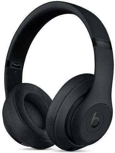 Наушники беспроводные Apple Beats Studio3 Wireless MX3X2EE/A matte black беспроводные наушники matteo tantini etna 2 0 black