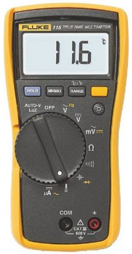 Мультиметр Fluke FLUKE-116 EUR 2583601