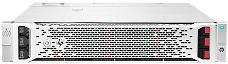 HPE - Дисковый массив HPE D3600 LFF (QW968A)