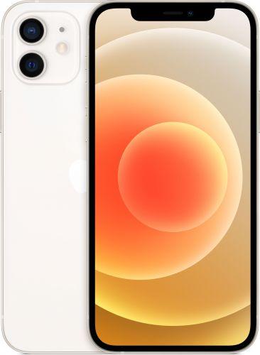 Смартфон Apple iPhone 12 128GB MGJC3RU/A white смартфон