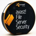 AVAST Software avast! File Server Security, 1 year (5-9 servers)