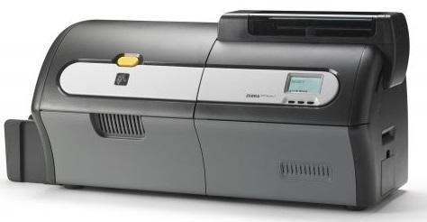 Принтер для печати пластиковых карт Zebra ZXP7 Z71-000C0000EM00 Simplex, цветной, USB/Ethernet