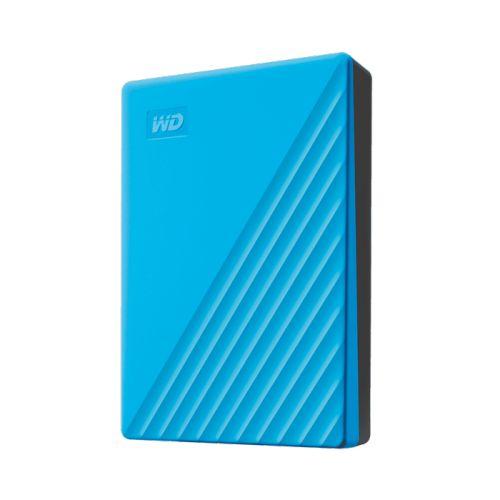 Внешний жесткий диск 2.5'' Western Digital WDBYVG0020BBL-WESN Original USB 3.0 2TB My Passport голубой