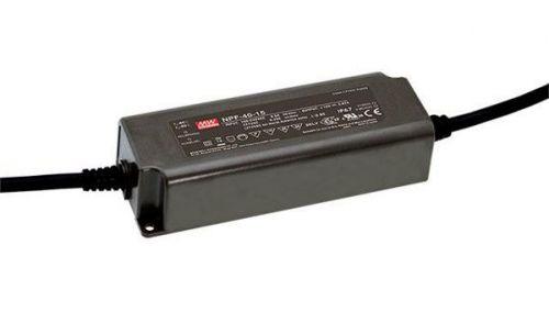 Драйвер светодиодный Mean Well NPF-40-36