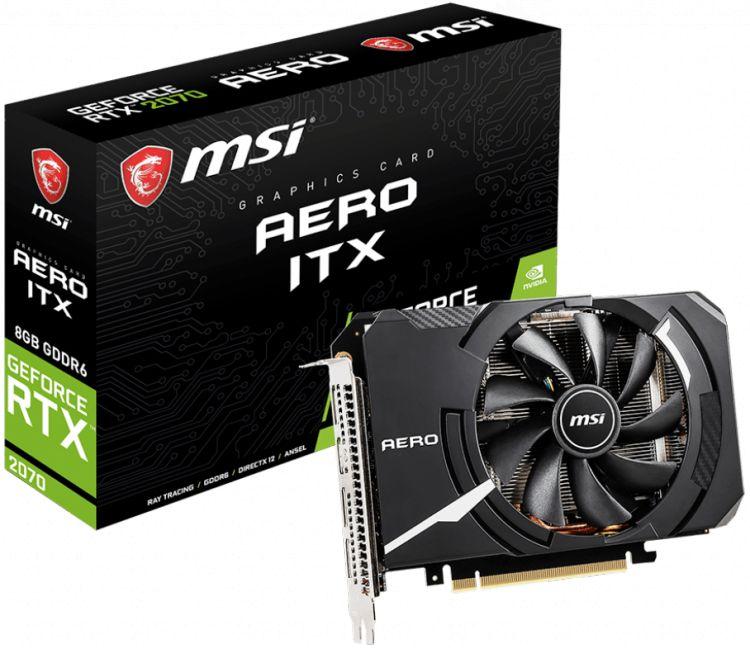 MSI GeForceRTX 2070