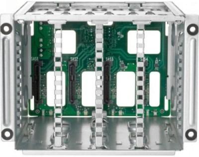 Фото - Сервер HPE ProLiant ML110 Gen10 874008-B21 4LFF NHP Drive Cage Kit сервер
