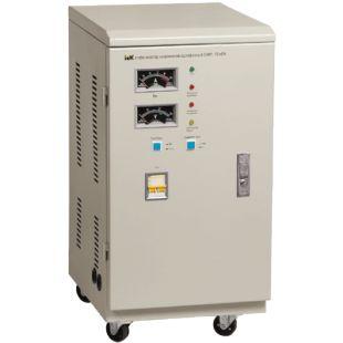 Стабилизатор IEK IVS10-1-15000 СНИ1 15 кВА однофазный 160-250В